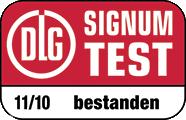 signum test