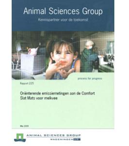 Dairy Campus Emissions Rapport 225 (Ammonia)
